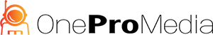 One Pro Media Logo